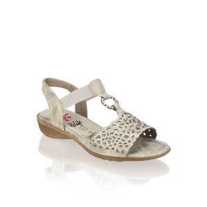 RELIFE klasické sandále šedá