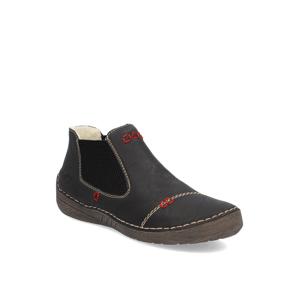 Rieker chelsea boots čierna