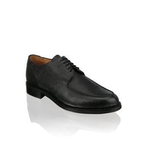 Kalman & Kalman Šnurovacia obuv čierna