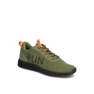 Urban X textil tenisky zelená