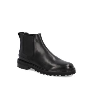 Joop Pero Mario Chelsea Boot MCE čierna
