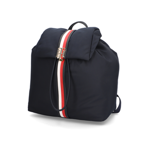 Tommy Hilfiger RELAXED TH BACKPACK CORP modrá