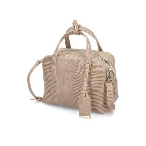 Calvin Klein CK MUST BOWLING BAG SM LIZARD béžová