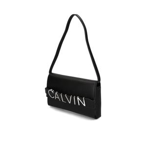 Calvin Klein CLUTCH čierna