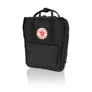 FJÄLLRÄVEN ruksak čierna