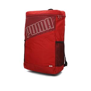Puma EvoESS Box Backpack RRP červená