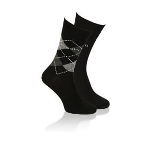 Bugatti ponožky čierna