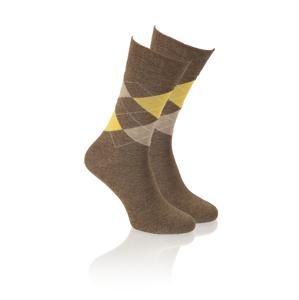Camano ponožky hnedá