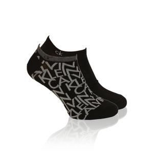 Calvin Klein Sneaker 2P čierna