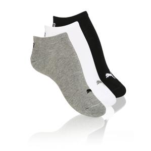 Puma Puma ponožky balenie 3ks viacfarebna