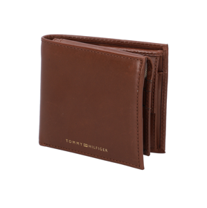 Tommy Hilfiger CASUAL LEATHER CC FLAP AND COIN