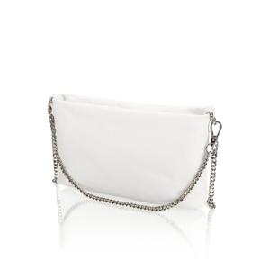 Lazzarini malá taška biela